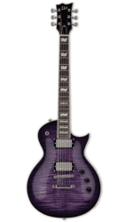 ESP LTD EC-256FM PURPLE SUNBURST