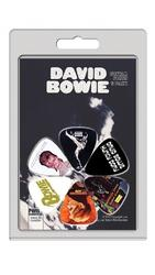 Perri´s 6 Pick Pack - David Bowie **UDSOLGT**