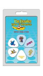 Perri´s 6 Pick Pack - The Beatles Yellow Submarine