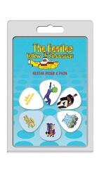 Perri´s 6 Pick Pack - The Beatles Yellow Submarine 2