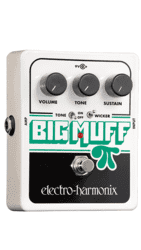 Electro Harmonix - Big Muff Pi with Tone Wicker