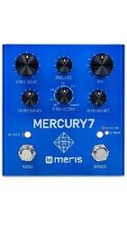 Meris - Mercury7 – Off-world Reverb Pedal