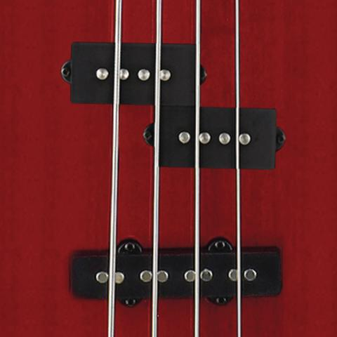 Cort bas ACTION BASS PLUS - BLACK