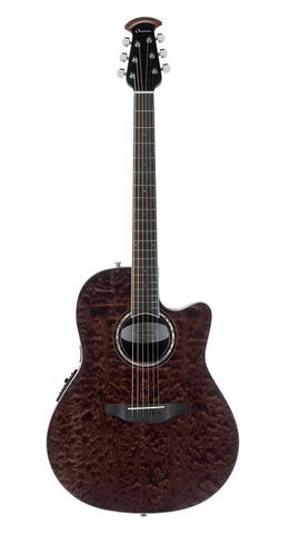 Ovation Super Shallow Tiger Eye CS28P-TGE