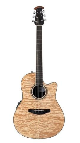 Ovation Super Shallow Natural Quilt  CS24P-4Q