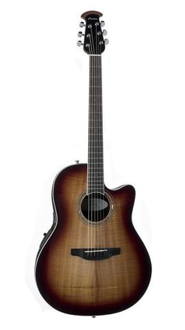 Ovation Super Shallow Koa Burst CS28P-KOAB