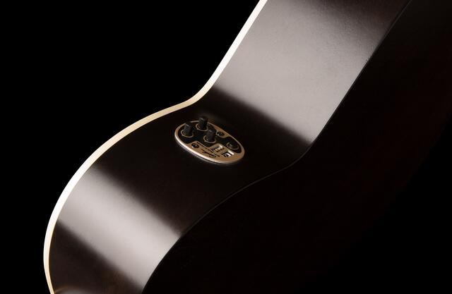 Art & Lutherie - Legacy Faded Black CW Q1T