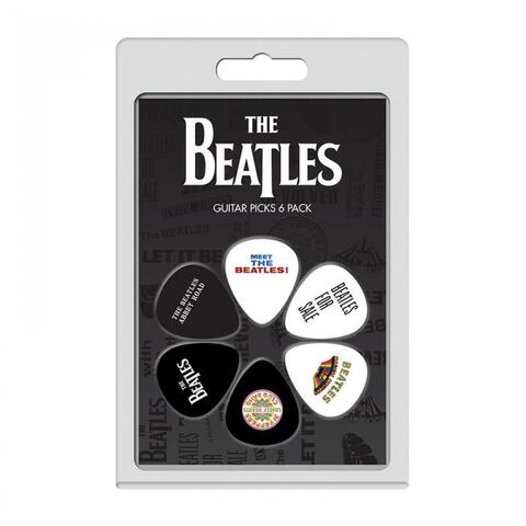 Perri´s 6 Pick Pack - The Beatles Albums 1