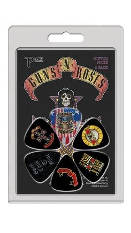 Perri´s 6 Pick Pack - Guns´N´Roses 1