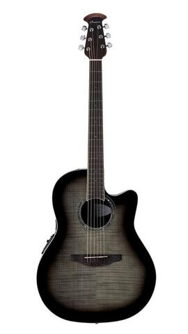 Ovation Celebrity Standard Plus - Transp. B.burst Flame