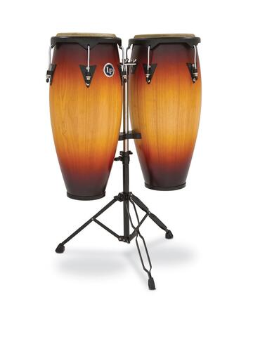 Latin Percussion - Conga City Series - Vintage Sunburst