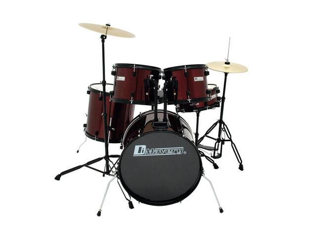 Dimavery DS-200 - Wine Red