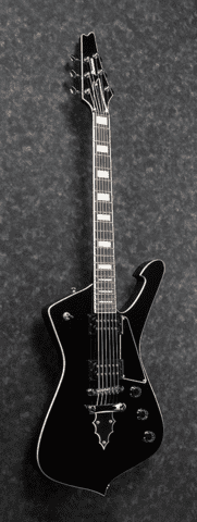 Ibanez - PS60-BK - Black - Paul Stanley Signature