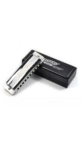 Easttop Blues Harmonica - Model T008 - Vælg Toneart!