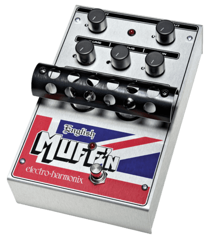 Electro Harmonix - English Muff'n - Tube Distortion / Preamp  ** UDSOLGT **