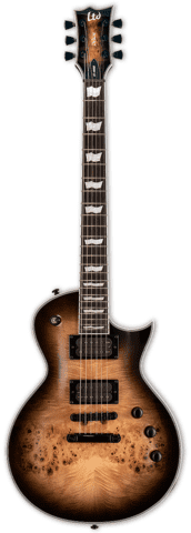 ESP - LTD EC-1000 - BLACK NATURAL BURST - NEW