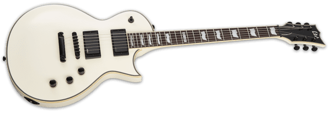 ESP LTD EC-401 - OLYMPIC WHITE
