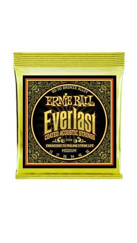 Ernie Ball Everlast 80/20 Bronze Medium 13-56