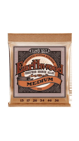 Ernie Ball Earthwood Phosphor Bronze Medium 13-56