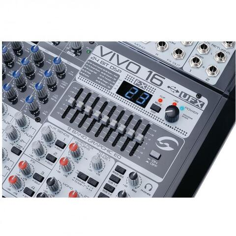 Soundsation - VIVO-16UFX MKII