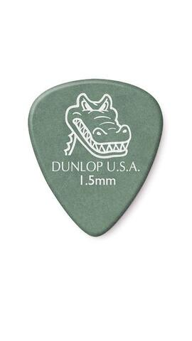 Dunlop - GATOR GRIP PICK 1.5MM