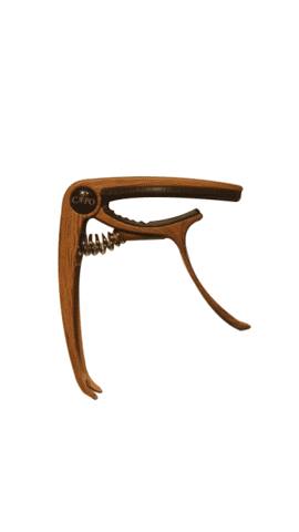 Capo Small - Wood - Western guitar