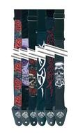GEWA GUITAR STRAPS F&S TATTOO-EDITION - 6 stk.